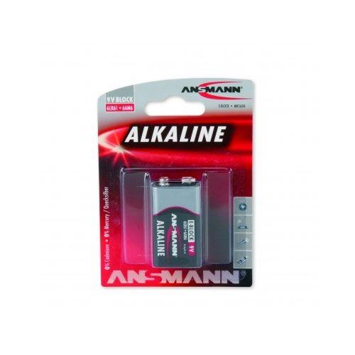 ansmann alkaline red 9 volt block hardwarecamp24. Black Bedroom Furniture Sets. Home Design Ideas