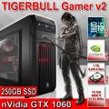 Tigerbull Gamer v2 Intel I5-6500 4x 3,2 GHz, GTX 1060 6GB, 250GB